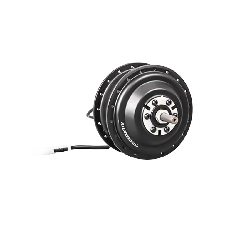 10 inch front drive motor